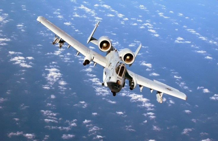 The A-10 gets a new lease on life.  Source: U.S. Air Force