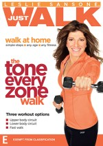 Leslie Sansone The Tone Every Zone Walk