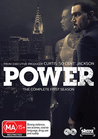 Power The Complete First Season