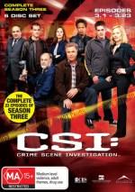 CSI: Season 3