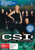 CSI: Season 5
