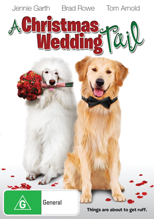 Christmas Wedding Tail