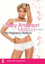 Tracy Anderson Post Pregnancy Workout