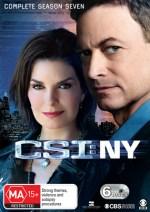 CSI: NY Season 7