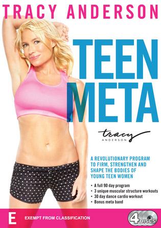 Tracy Anderson Teen Meta