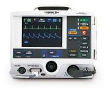 Lifepak 20 E Monitor / Defibrillator / AED / SPO2