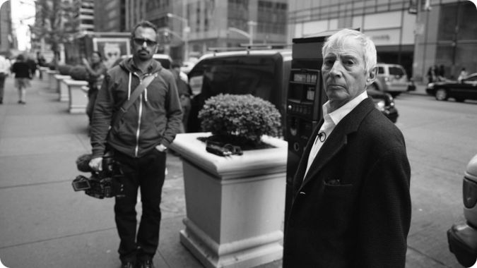 Review The Jinx: The Life and Deaths of Robert Durst