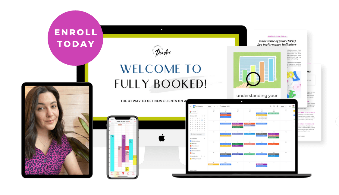Fully Booked! is Now Enrolling