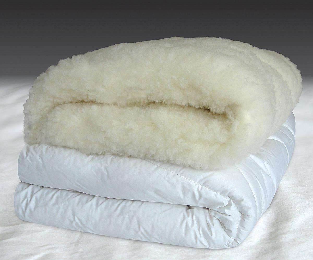 Australian Wool Fleece Mattress Topper