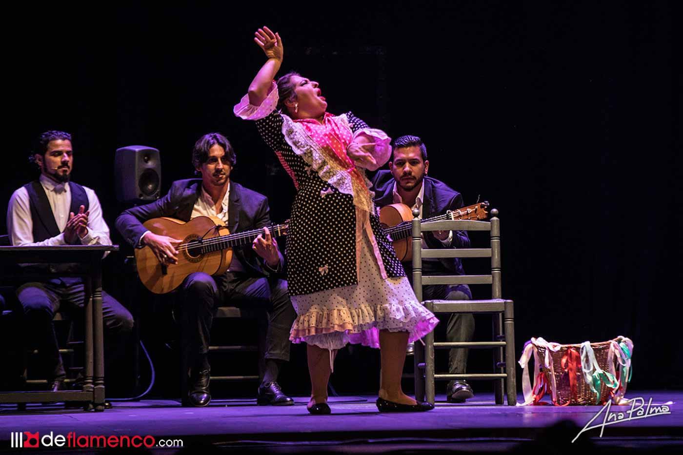 Pastora Galván 'Transiciones' - Festival de Jerez