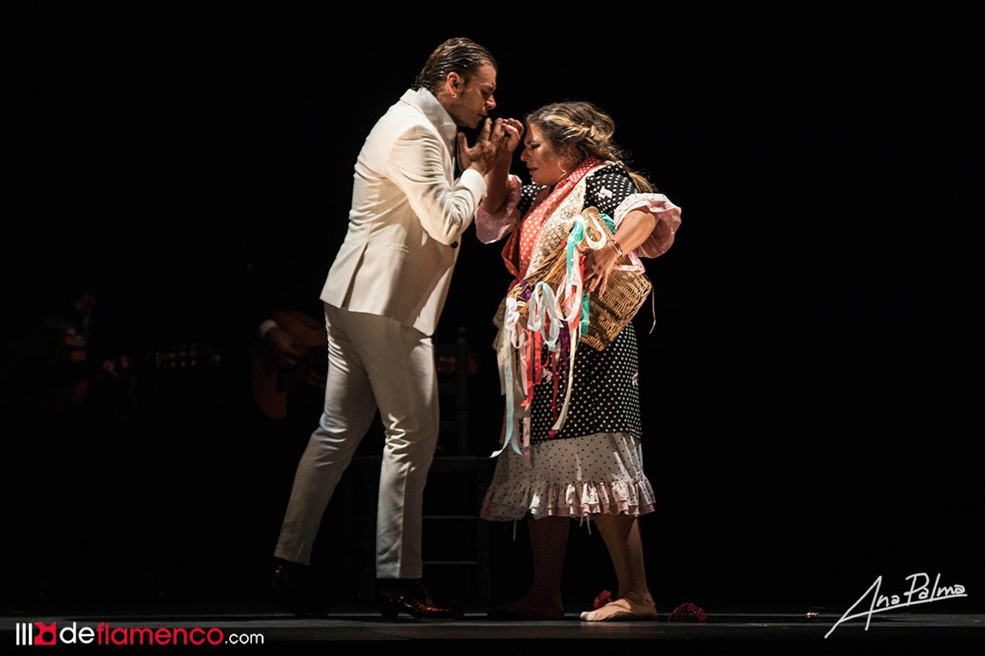 Fernando Jiménez & Pastora Galván 'Transiciones' - Festival de Jerez