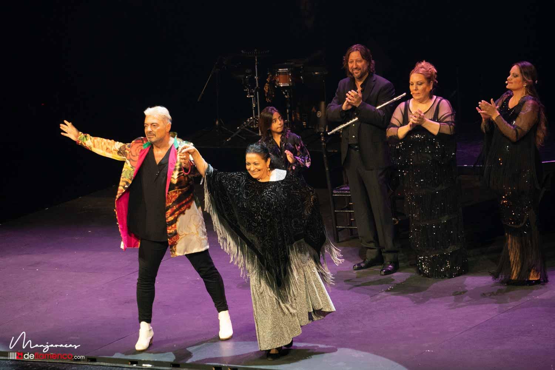Farruquito en el Teatro Real - Antonio Canales - Farruca