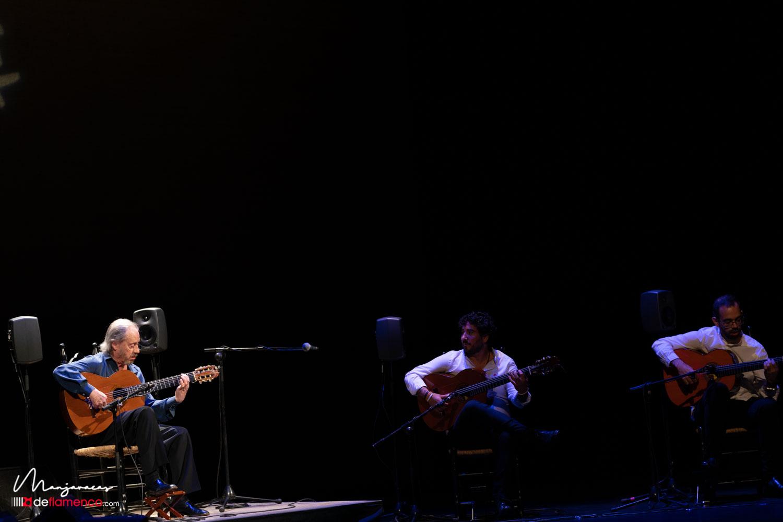 Serranito en Festival de la Guitarra de Córdoba