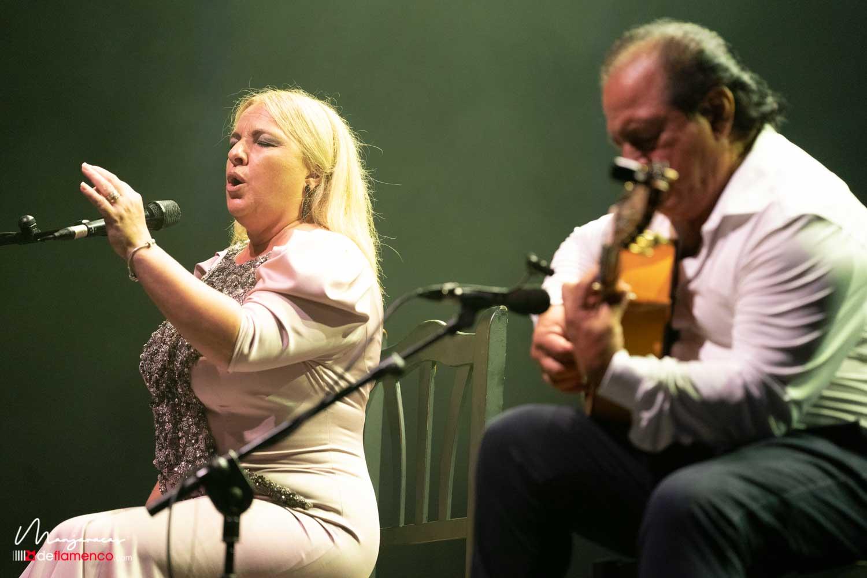 Rocío la Serrana - Cante de las Minas