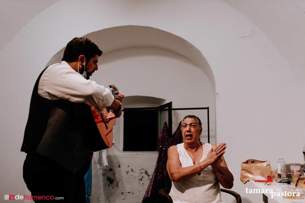 Juana la del Pipa - Manuel Valencia - Cádiz Flamenco