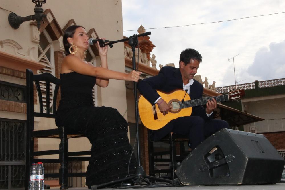 Celia Romero - Cante de las Minas