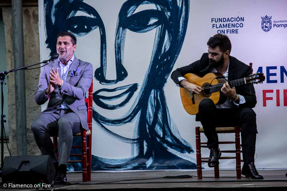 David Carpio & Francisco Vinuesa Flamenco on Fire