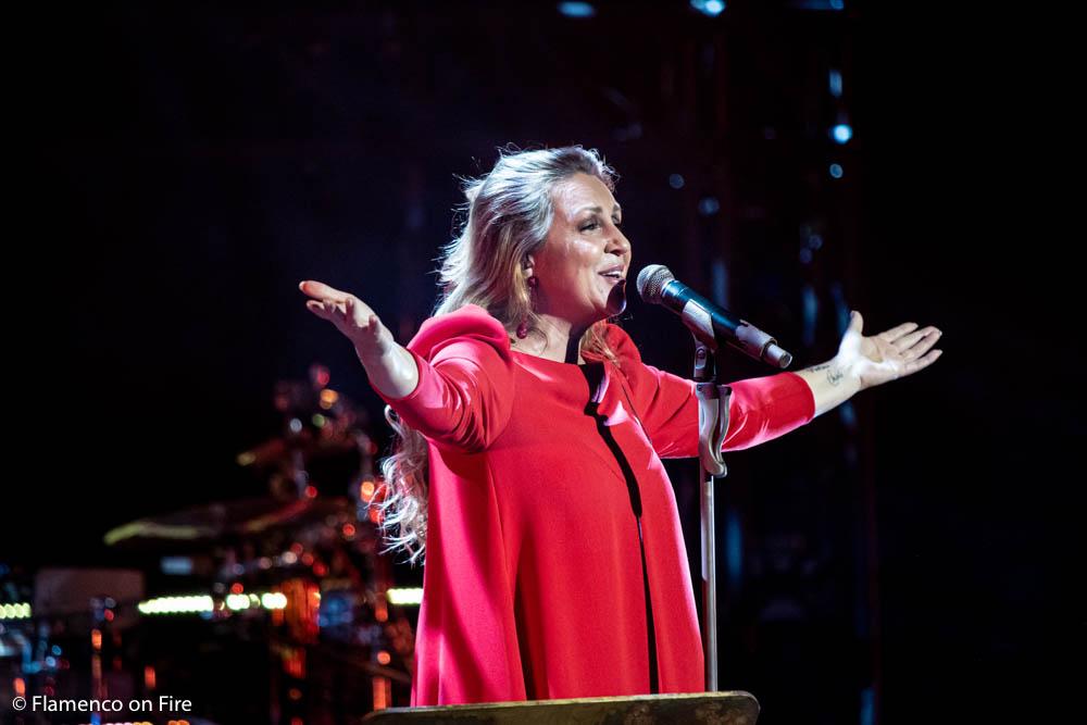 Niña Pastori - Flamenco on Fire