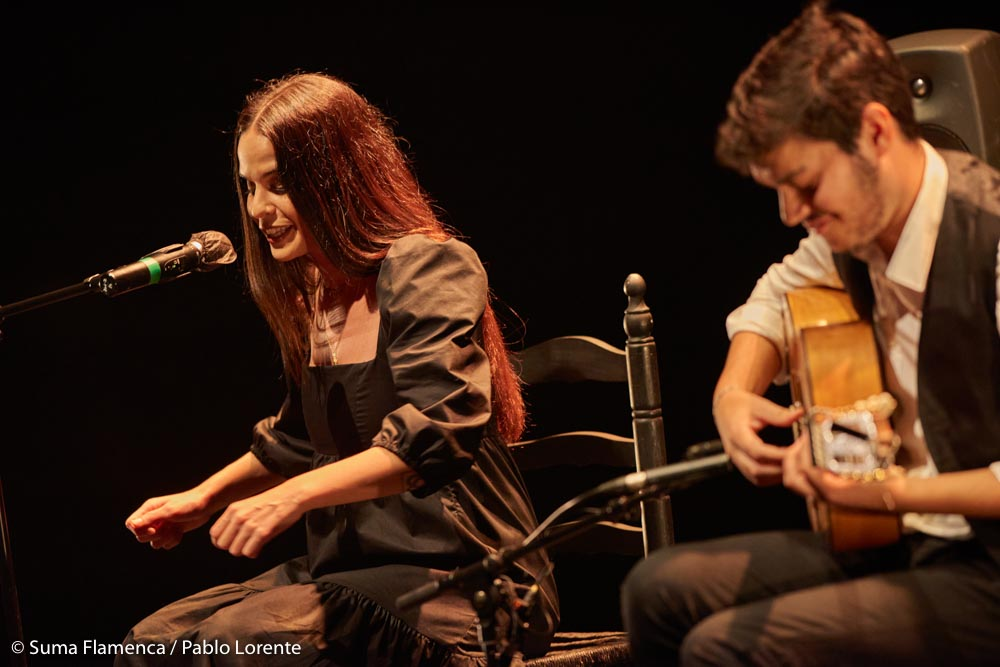 Ángeles Toledano - Suma Flamenca Joven