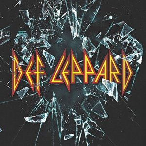 Def Leppard Self-Titled Album Cover