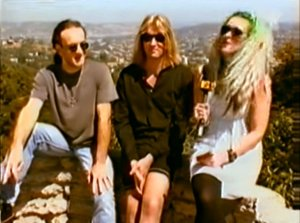 Def Leppard Joe Elliott and Vivian Campbell MTV Slang interview