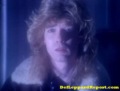 Bringin On The Heartbreak video-remix-Steve Clark