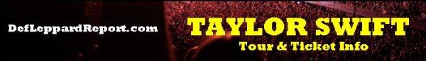 Taylor Swift tour tickets