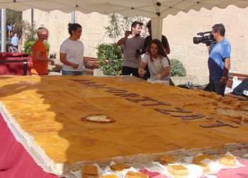 Manacor elabora un pastís de pobre rècord