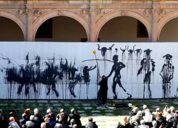 A Salamanca: 68.000 persones han visitat l'exposició 'Miquel Barceló. L'Arca de Noé'