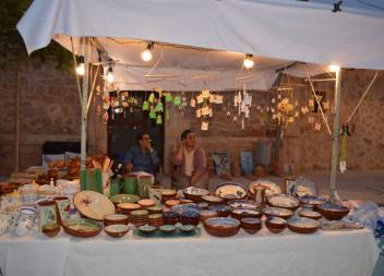 La fira nocturna i la fira de la cervesa segueixen animant les festes de Sant Llorenç