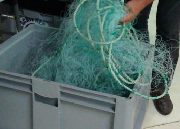 Detectat l'ús de xarxes de deriva en aigües de Capdepera