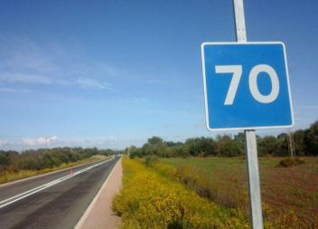"""""""Actuacions urgents"""" a la carretera Artà-Can Picafort per evitar més accidents"""