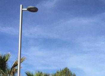 Canyamel disposa d'una nova xarxa d'enllumenat públic