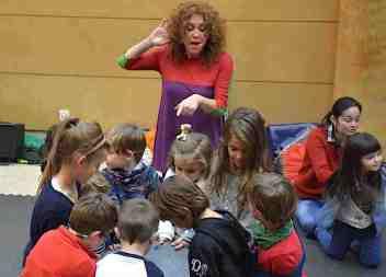 Dàmaris Gelabert reuneix 80 nins a les escoles de música de Santanyí