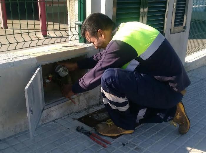 Manacor renova els comptadors d'aigua