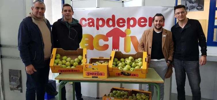 Capdepera Activa apropa la fruita a les escoles