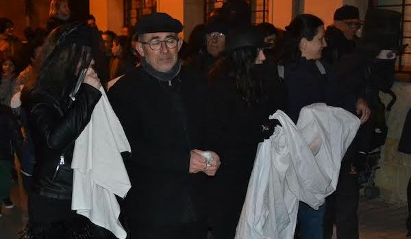 Manacor plora l'enterro de sa Sardina i tanca les festes de Carnestoltes