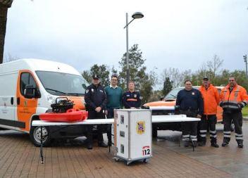 L'Agrupació de Protecció Civil de Manacor disposa d'un nou vehicle