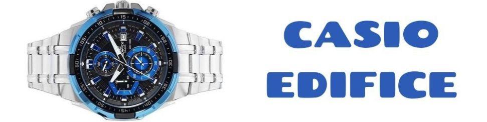 Casio Edificce, cronómetro para hombre