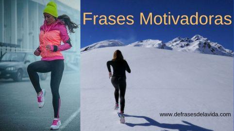 El deporte frases motivadoras