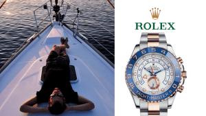 Rolex Yacht Master II 1 - Relojes de frases de la vida, relojes con frases