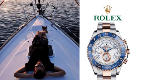 Rolex Yacht-Master II , el espíritu del navegante