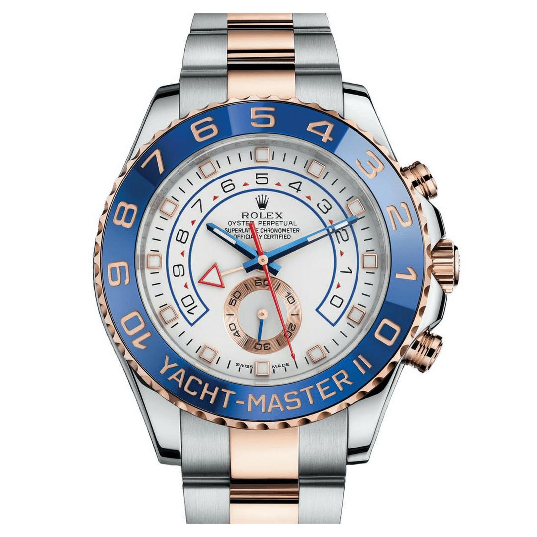 Rolex Yacht-Master II analisis