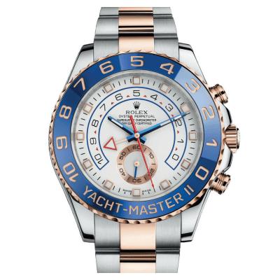 Rolex Yacht-Master II Acero y Oro Rosa 116681