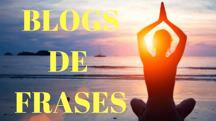 Blogs de frases