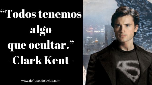 Frases Clark Kent/Superman