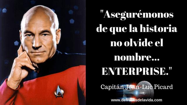 Asegur®monos de que la historia no olvide el nombre... ENTERPRISE.  640x360 - Frases de Star Trek