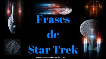 Frases de Star Trek