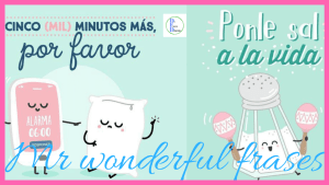 Mr wonderful frases - Con frases bonitas