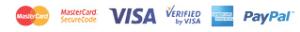 Pagos visa paypal 300x32 - El secreto de la vida